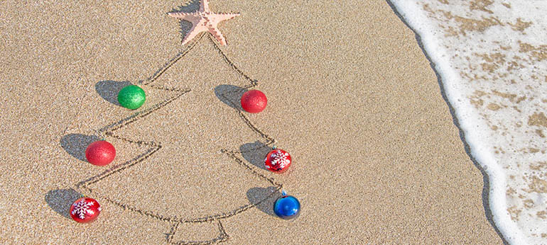 celebrate christmas at the beach - Christmas At The Beach