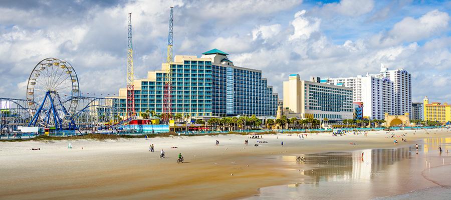 Oceanside Inn Condo Daytona Beach Fl