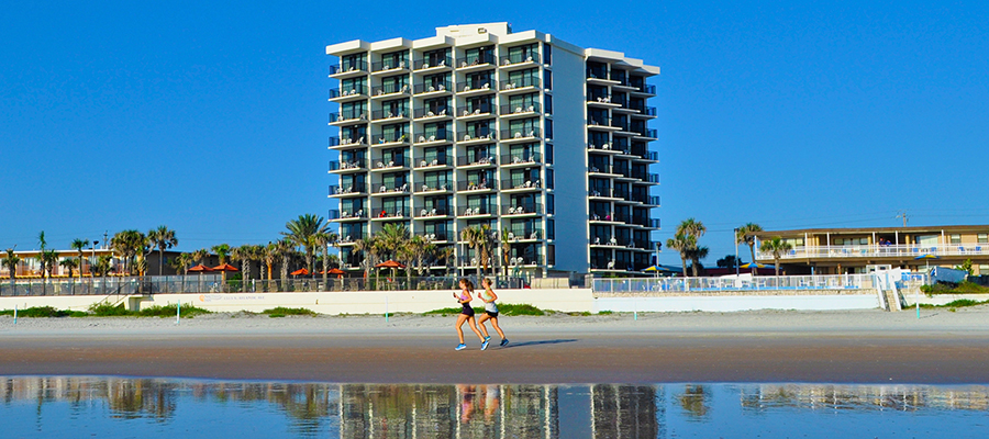 Daytona Beach Hotel Availability At The Nautilus Inn